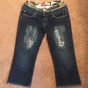 lazer jeans
